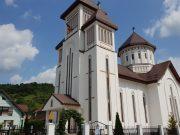 Sfinţirea Bisericii Sf. Dumitru Mediaş