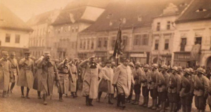 Primăria Sibiu eveniment Centenarul României
