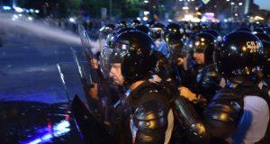Intervenţia brutală a Jandarmeriei nejustificată