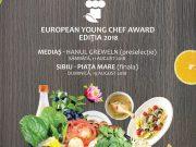 European Young Chef Award Preselecţie Mediaş