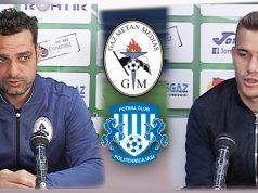 Gaz Metan are meci greu duminică cu Iașiul