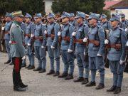 Studenți ai Academiei Forțelor Terestre Sibiu