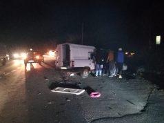 accident mortal DJ 106 lângă Sibiu