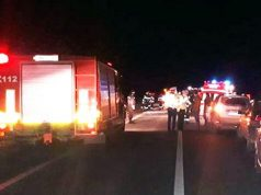 accident acatari Zece persoane rănite