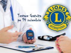 testare gratuită a glicemiei