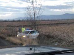Doi polițiști au fost răniți