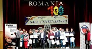 Gala Centenarului la Sala Traube
