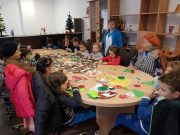 Preșcolarii de la Grădinița Bucuria Copiilor