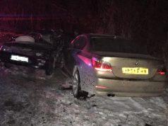 accident cu 2 morți