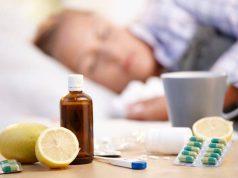 gripă sau răceală