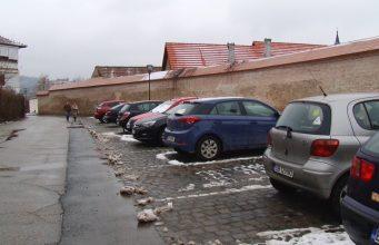 parcări la domiciliu