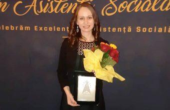 Lavinia Iagăr a fost premiată