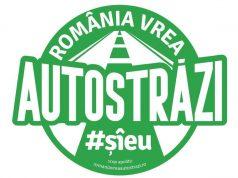 Campania România Vrea Autostrăzi, #șîeu