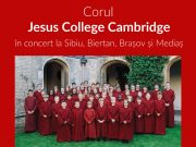 Jesus College Cambridge concert Medias