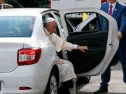 vizita papei francisc la blaj