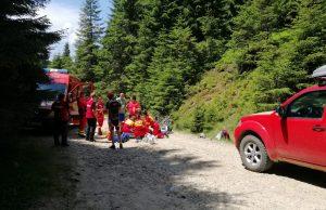 Biciclist decedat la Păltiniș în urma unui stop cardio-respirator