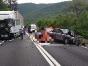 Accident mortal pe DN 7 în județul Sibiu