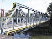 Se închide podul rutier din Târnăveni