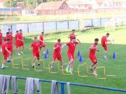 Fotbaliștii Gazului Metan au început antrenamentele.