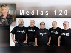 MEDIAȘ 120 cu membri formației Dinamic