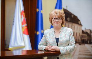 Primarul Sibiului Astrid Fodor suspendat din funcție